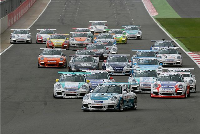 Porsche-Supercup