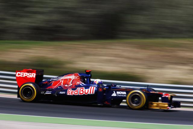 Ricciardo Hungary 28Jun12
