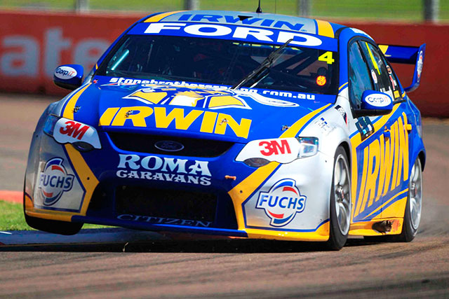 Stone Brothers Racing reveal Gold Coast 600 line up Photo credit: IRWIN Racing