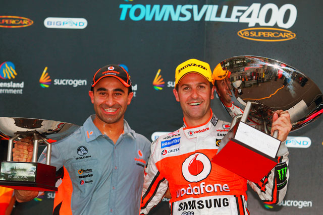 Whincups claims Townsville opener Photo credit: TeamVodafone