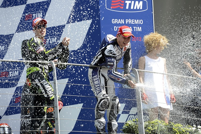 Jorge Lorenzo is entering MotoGP's double-header in the United States with the intention of extending his championship lead, starting at Laguna Seca this weekend