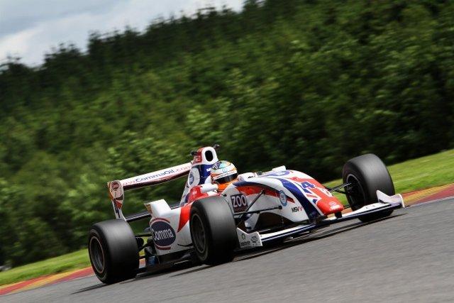 Luciano Bacheta - Photo Credit: Formula Two
