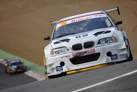 Webb BMW M3 GTR (Photo Credit: Chris Gurton Photography)