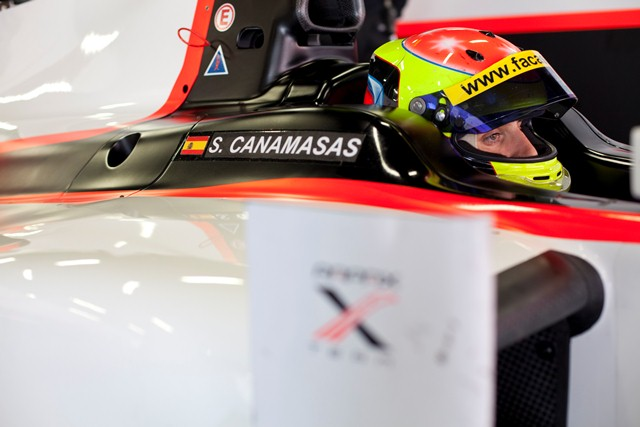 Sergio Canamasas - Photo Credit: Alastair Staley/GP2 Series Media Service