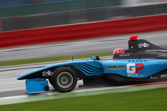 Kevin Ceccon - Photo Credit: GP3 Media Service