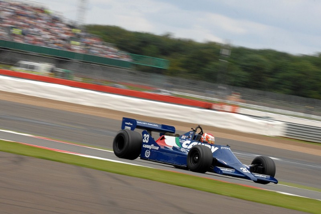 Bill Coombs took victory under a red flag that ended the race (Photo Credit: Chris Gurton Photography)