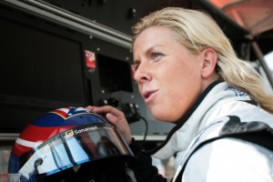 Maria de Villota (Photo Credit: Superleague Formula)