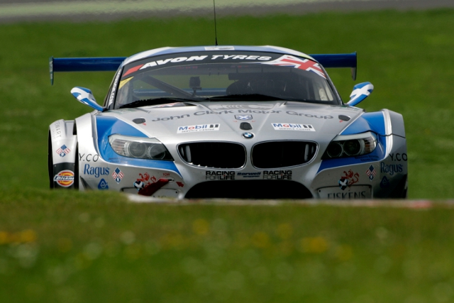 Ecurie Ecosse's BMW will not race at Spa-Francorchamps (Photo Credit: SRO)