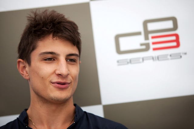 Mitch Evans - Photo Credit: Daniel Kalisz/GP3 Media Service