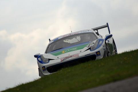 Motionsport Ferrari (Photo Credit: Chris Gurton Photography)