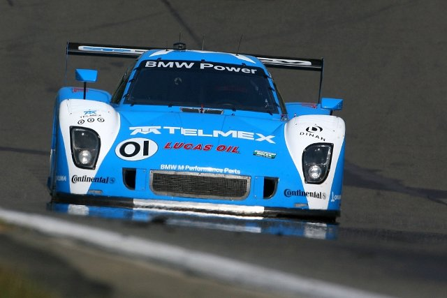 Pruett and Ganassi wil hope pole can turn to victory in the Rolex Series' second longest race (Photo Credit: Grand-Am)