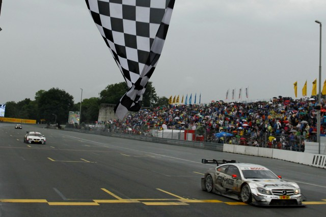 Jamie Green - Photo Credit: DTM Media