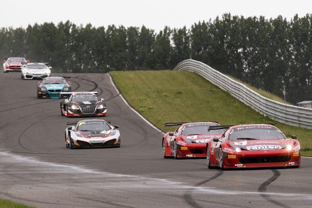 Both GT1 and GT3 series have struggled to attract full grids this season (Photo Credit: Markus Berns/SRO)