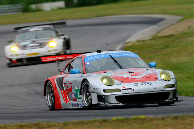 Series organisers are in the final stages of adding a GT-Am class to the American Le Mans Series (ALMS) for next season.