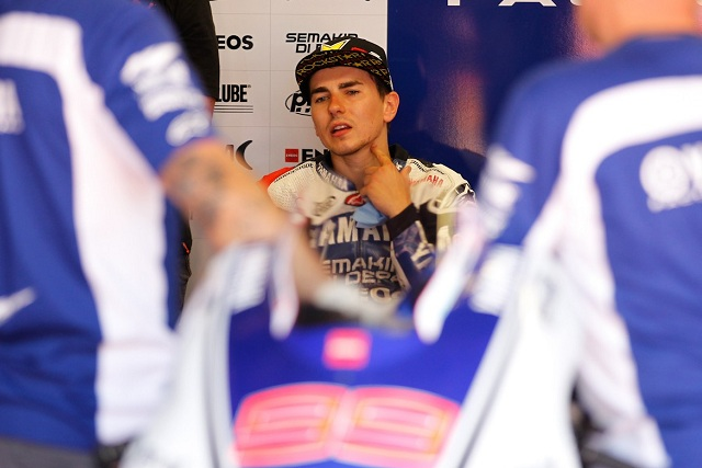 After dominating the Grand Prix weekend at Mugello, Jorge Lorenzo followed it up by topping the timesheets at the official test on Monday