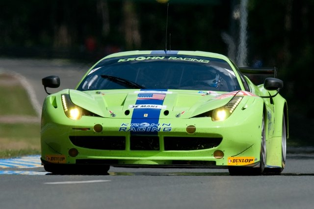 Krohn Racing finished third in class at the 24 Hours of Le Mans (Photo Credit: MacLean Photography)