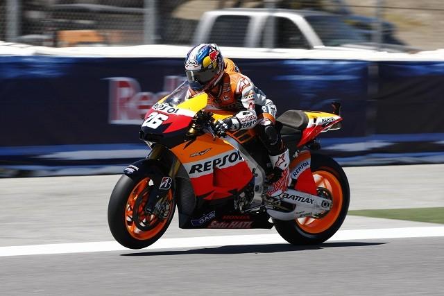 Dani Pedrosa - Photo Credit: Repsol Honda