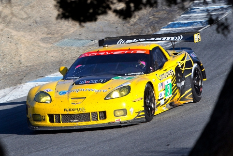 Jan Magnussen (Photo Credit: Richard Prince/Chevy Racing Photo)