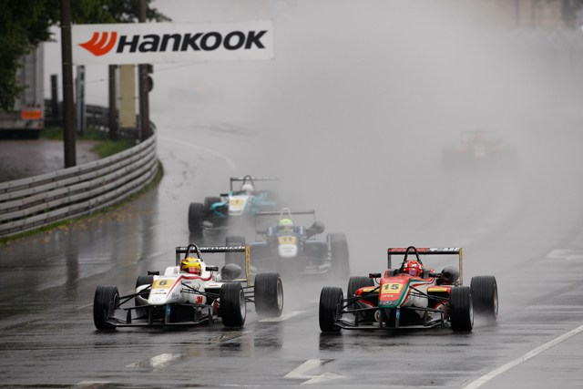 Raffaele Marciello - Photo Credit: Formula 3 Euro Series