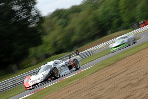 Neil Garner Motorsport Mosler (Photo Credit: Chris Gurton Photography)