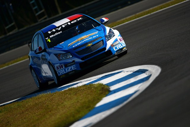 Yvan Muller - Photo Credit: WTCC Media