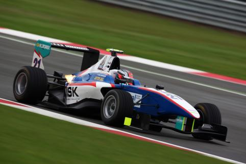 Patric Niederhauser - Photo Credit: GP3 Media Service