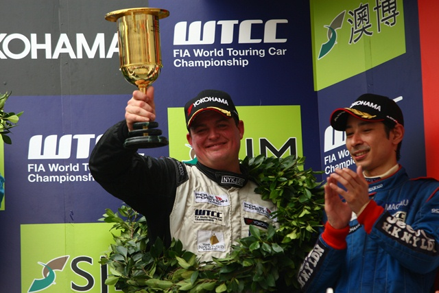 Michel Nykjaer - Photo Credit: WTCC Media