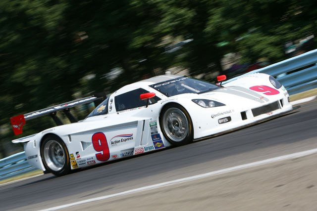 Action Express Racing took the NAEC lead with maximum points at The Glen (Photo Credit: Grand-Am)