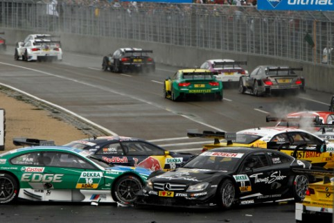 Gary Paffett - Photo Credit: DTM Media