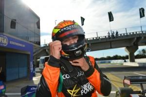 Antonio Pizzonia - Photo Credit: Auto GP