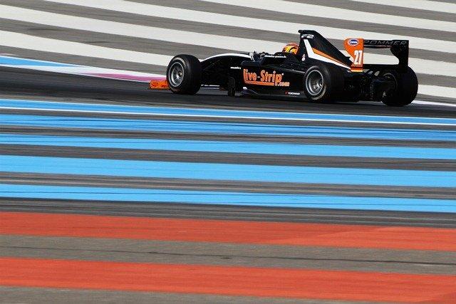 Markus Pommer - Photo Credit: Formula Two