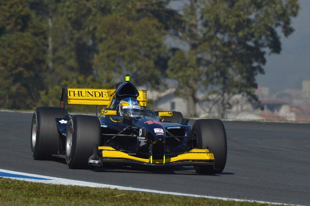 Adrian Quaife-Hobbs - Photo Credit: Auto GP