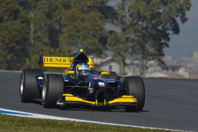Adrian Quaife-Hobbs - Photo Credit: Auto GP