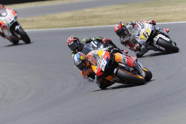 Dani Pedrosa - Photo Credit: Bridgestone Motorsport