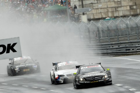 Ralf Schumacher - Photo Credit: DTM Media