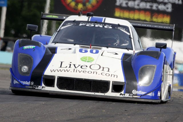 Rolex 24 winners MSR lead the North American Endurance Championship (Photo Credit: Grand-Am)