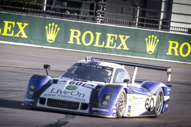Michael Shank Racing's 2012 started with a Rolex 24 victory (Photo Credit: Stephan Cooper)