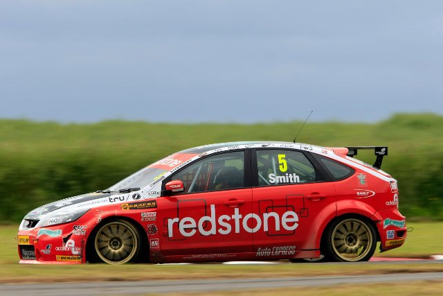 Half way into his rookie BTCC season Smith sees things starting to fall into place (Photo Credit: btcc.net)