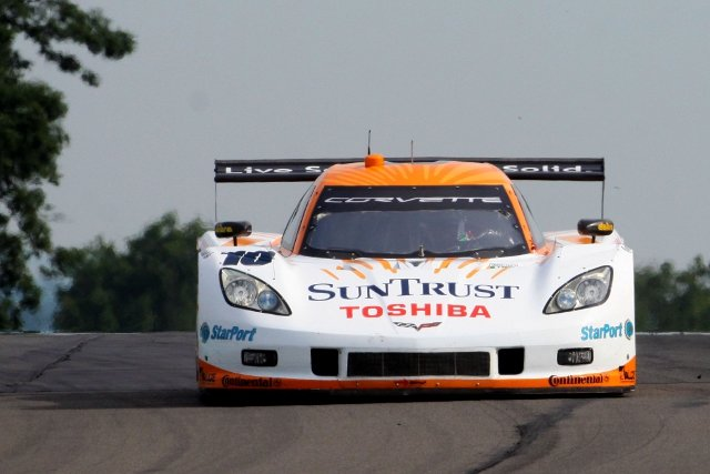 Max Angelelli qualified the SunTurst #10 fourth (Photo Credit: Grand-Am)