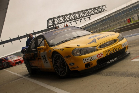 Super Touring cars feature on their return to Silverstone Classic (Photo Credit: Chris Gurton Photography)