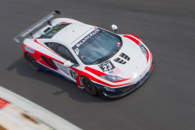 United Autosports' McLaren's will switch to the British series (Photo Credit: Arno Murith/SRO)