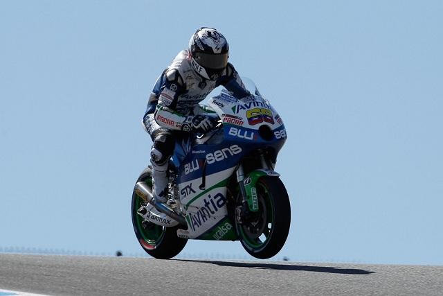 Yonny Hernandez - Photo Credit: MotoGP.com