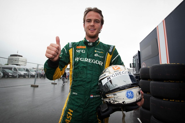 Giedo van der Garde - Photo Credit: GP2 Series