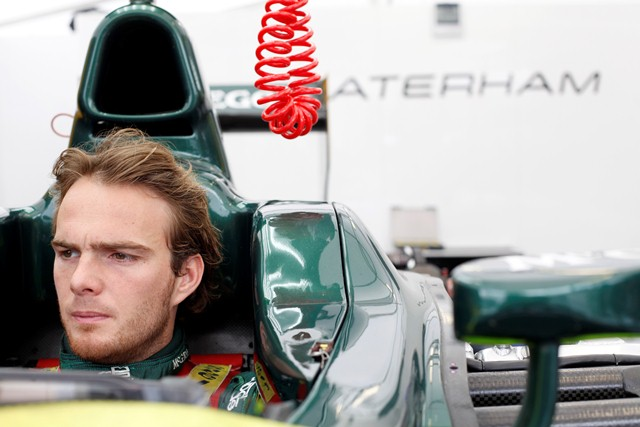 Giedo van der Garde - Photo Credit: Alastair Staley/GP2 Media Service