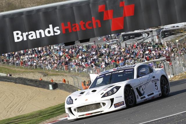 Andrew Richardson (Richardson Racing) - Photo Credit: Jakob Ebrey