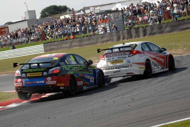 British Touring Cars  Dates