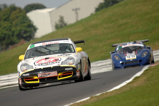 Having missed the Brands Hatch round of the Britcar Championship, David Pittard was looking forward to returning to action at Snetterton. It turned out to be a weekend of mixed fortune for the Brunel University student however.