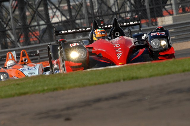 Chandhok was frustrated by traffic during the 20 minute session (Photo Credit: Chris Gurton Photography)
