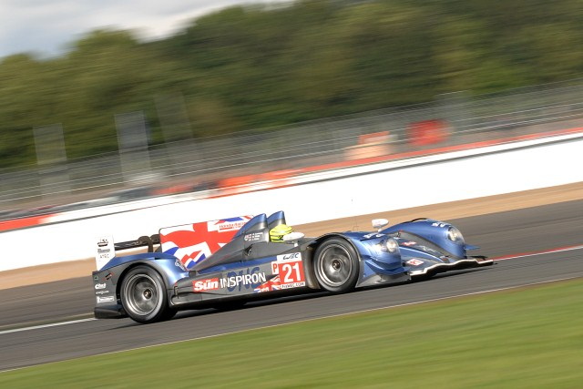 Danny Watts carried the British flag to fourth fastest overall (Photo Credit: Chris Gurton Photography)