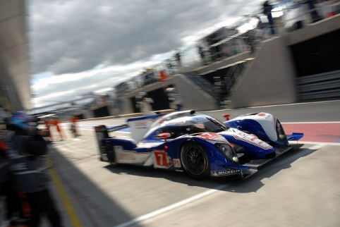 Toyota Racing, Six Hours of Silverstone (Photo Credit: Chris Gurton Photography)